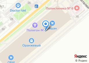 Компания «Волга Тур» на карте