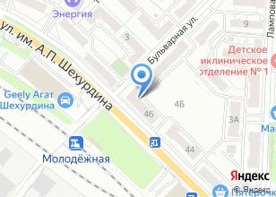 Компания «Пенная коллекция» на карте