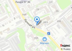 Компания «Пив» на карте