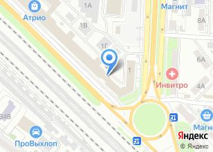 Компания «Медтекс-Поволжье» на карте