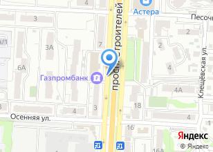 Компания «Кафельниковъ» на карте