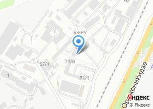 Компания «Кератон-Саратов» на карте