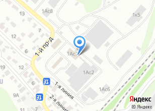 Компания «Мир керамики Евгения Жадеева» на карте