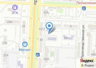 Компания «Ретро-Стиль» на карте