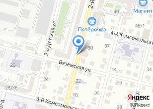 Компания «Видеоинспектор» на карте