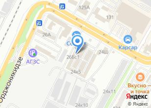 Компания «Самоделки» на карте