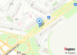 Компания «Бир Клаб» на карте