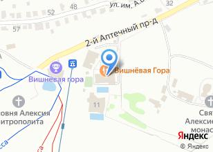 Компания «Гора Вишнёвая» на карте