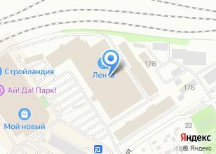 Компания «Sanvary» на карте