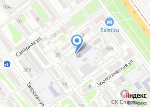 Компания «Доктор Кузофф» на карте