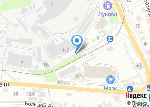 Компания «Automart» на карте