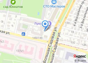 Компания «Дом текстиля и посуды» на карте