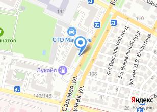 Компания «Мозайка плюс» на карте