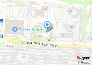 Компания «ТМ-Техно» на карте