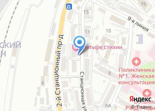 Компания «ГУДВЕЛ» на карте