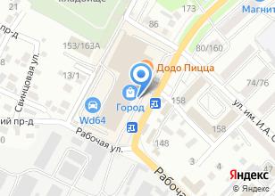 Компания «Апельсинчики» на карте