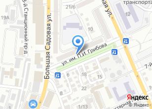 Компания «Строймат64» на карте