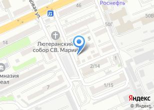 Компания «Негабаритные перевозки Саратов» на карте