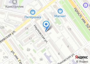 Компания «SPORTCRAFT» на карте
