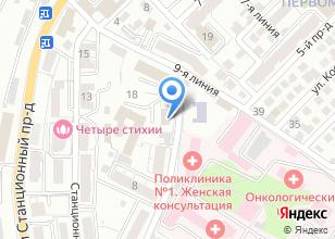 Компания «Строительно-монтажный трест №8» на карте