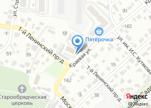 Компания «Медиапродукт» на карте