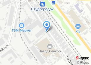 Компания «Базис Н» на карте
