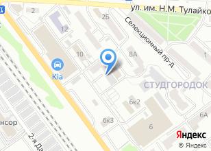 Компания «Профилакторий» на карте