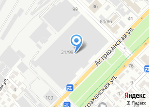 Компания «Торговый Дом Техника для склада» на карте