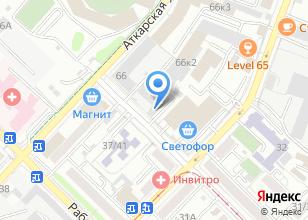Компания «Саратовский электротехнический завод» на карте