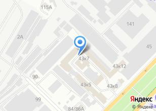 Компания «Q-DESIGN» на карте