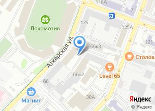 Компания «САРАТОВСТРОЙКОМПЛЕКТ» на карте