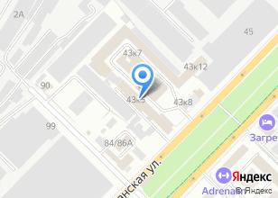 Компания «Тракт-Саратов» на карте
