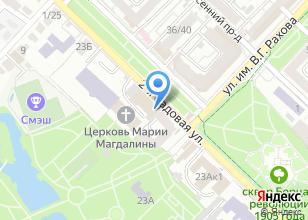 Компания «Проектмостореконструкция» на карте