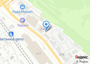 Компания «Yamaha Motor Центр Кировский» на карте