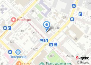Компания «Поволжскапремстрой» на карте