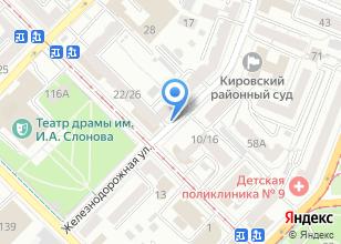 Компания «Ваш Свет» на карте