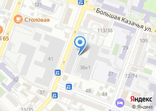 Компания «Престиж-Колор» на карте