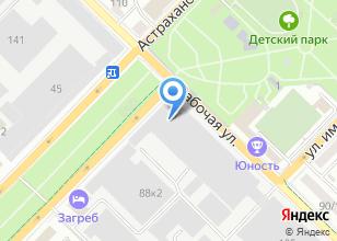 Компания «Инфо-Эксперт» на карте
