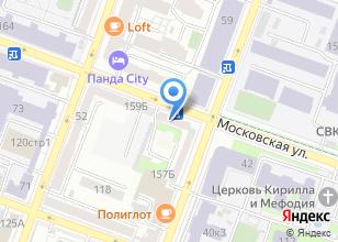 Компания «Магазин военной фурнитуры» на карте