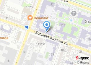 Компания «Саратовский национальный исследовательский государственный университет им. Н.Г. Чернышевского» на карте