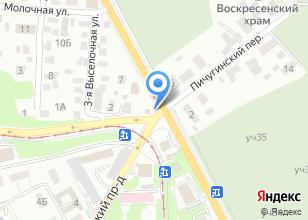 Компания «LuxeTV» на карте