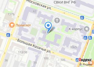 Компания «Саратовский государственный медицинский университет им. В.И. Разумовского» на карте
