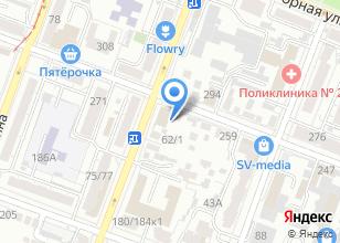 Компания «Милитари» на карте