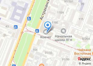 Компания «Эрудит и Ко» на карте