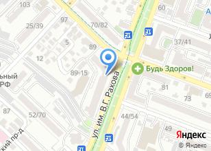 Компания «Мотошторм» на карте