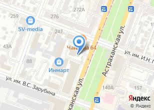 Компания «ЭлектроГалерея» на карте