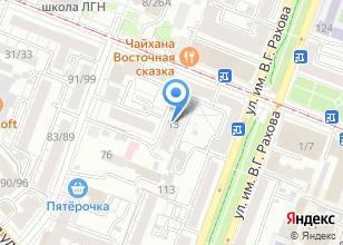 Компания «Саратовский областной центр охраны здоровья семьи и репродукции» на карте