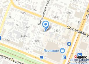 Компания «КонсультантПлюс-Инфософт» на карте