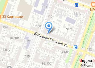 Компания «Саратов-Капитал инвестиционная компания» на карте
