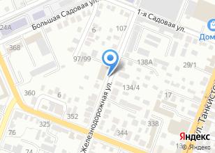 Компания «АБ-Аэрокон» на карте